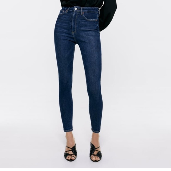EUC Zara Premium Skinny Denim Sz. 28